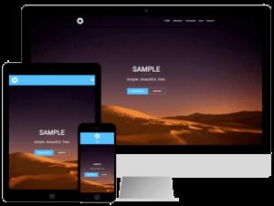 Erstelle deine eigene responsive WordPress Website