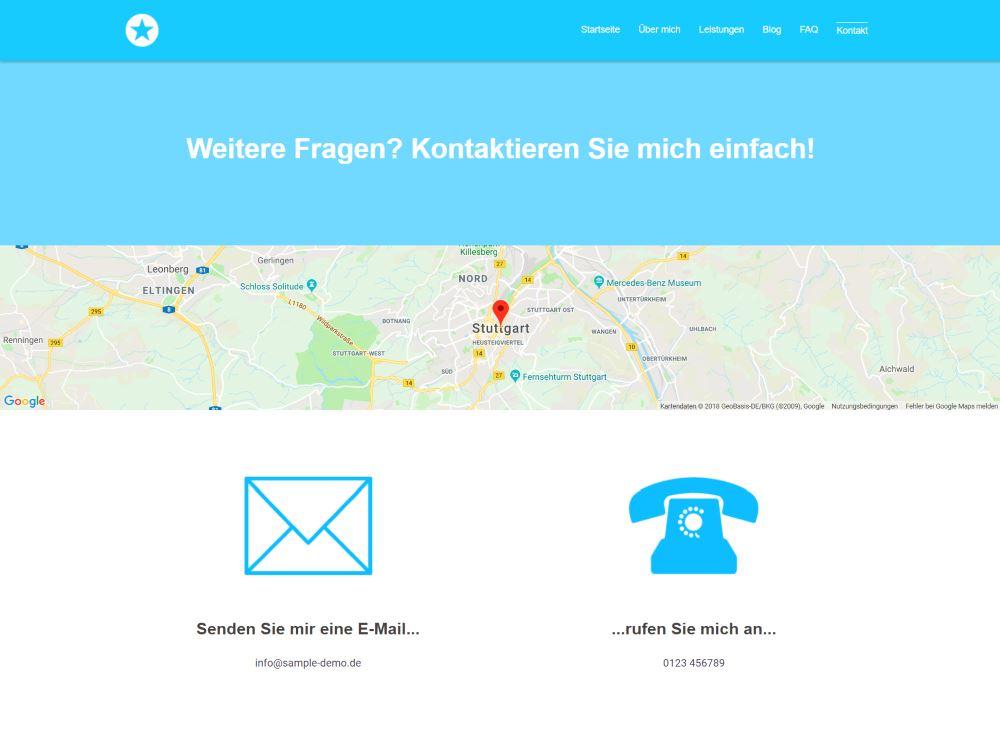 WordPress: Google Maps einbinden - [PlugIn + API] oder [ohne PlugIn]