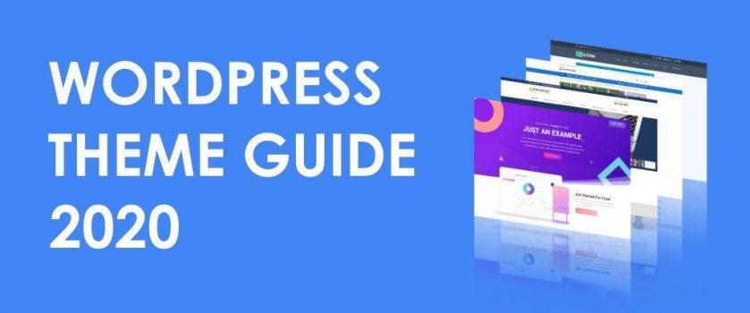 Die besten WordPress Themes kaufen 2020 [Ratgeber]