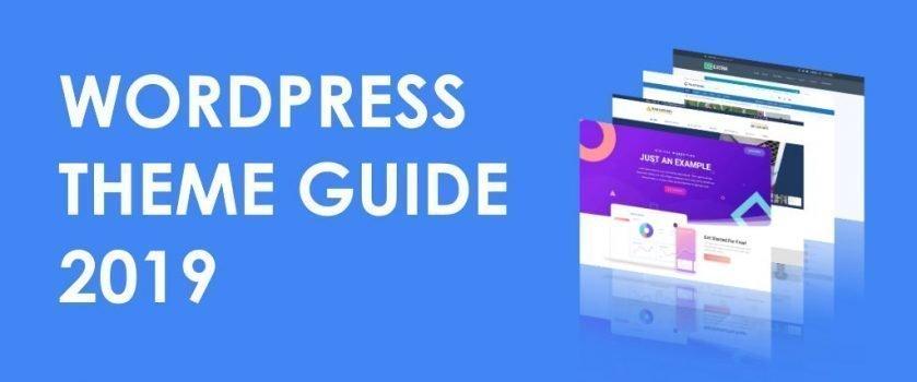 Die besten WordPress Themes kaufen 2019 [Ratgeber]